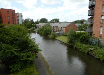 Thumbnail 1 bed flat to rent in Waterfront, Sport City, Manchester