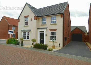 4 bed detached house for sale in Beckfield Rise, Auckley, Doncaster. DN9
