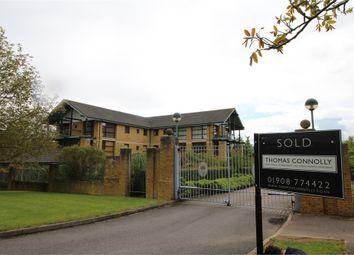 Thumbnail 4 bedroom flat for sale in Woodward Place, Loughton Lodge, Milton Keynes, Buckinghamshire