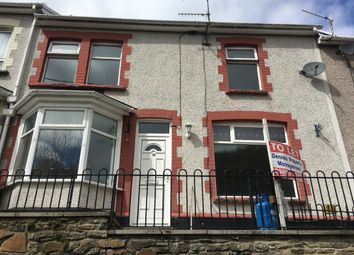 Thumbnail 3 bed terraced house to rent in Troy Road, Llanhilleth, Abertillery, Gwent