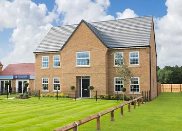 """Thumbnail 5 bed detached house for sale in """"Glidewell"""" at Welland Close, Burton-On-Trent"""