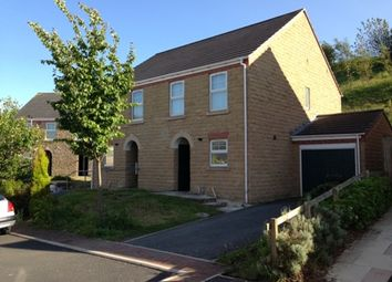 Thumbnail 3 bed town house to rent in Ivywood Court, Bradford