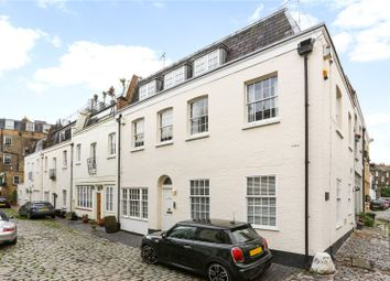 Thumbnail 3 bed mews house for sale in Eccleston Square Mews, London