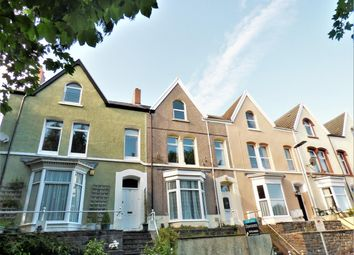 Thumbnail 5 bed terraced house for sale in Cwmdonkin Terrace, Uplands, Swansea