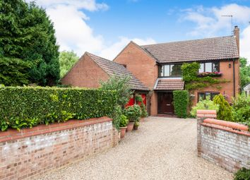Thumbnail 4 bed detached house for sale in South Street, Hockwold, Thetford