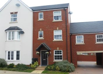 Thumbnail 4 bedroom terraced house for sale in Green Wilding Road, Holmer, Hereford