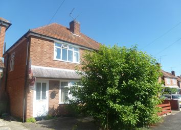 Thumbnail 2 bedroom semi-detached house for sale in Fairfield Road, Oadby, Leicester