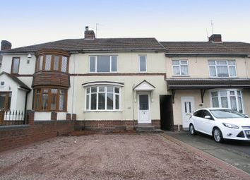 Thumbnail 3 bed terraced house for sale in Dudley, Netherton, Saltwells Road