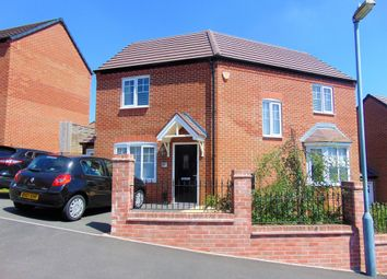 Thumbnail 3 bedroom detached house for sale in Ley Hill Farm Road, Northfield, Birmingham