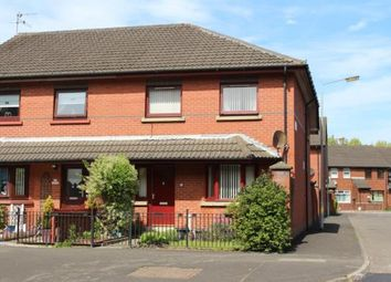 Thumbnail 3 bedroom end terrace house for sale in Mill Street, Glasgow, Lanarkshire