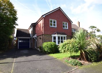Thumbnail 3 bed detached house for sale in Culvercroft, Binfield, Berkshire