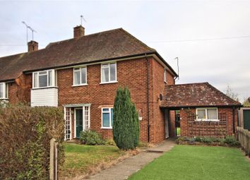 Thumbnail 2 bed maisonette for sale in Pirbright, Woking, Surrey