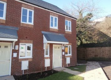 Thumbnail 2 bedroom town house for sale in Delph Road, Brierley Hill