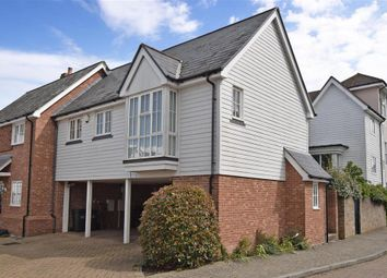 Thumbnail 1 bed flat for sale in Milton Lane, Kings Hill, West Malling, Kent