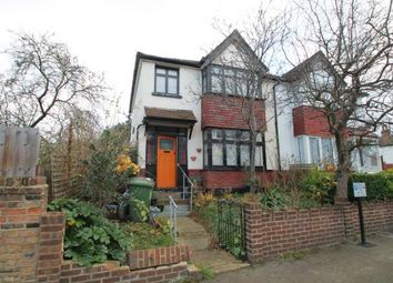 Thumbnail 2 bed semi-detached house for sale in Shell Road, Lewisham, London