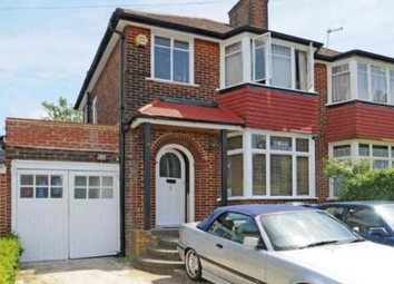 Thumbnail 3 bed semi-detached house for sale in Bushmoor Crescent, Greenwich