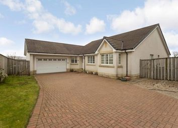 Thumbnail 4 bed bungalow for sale in Grayston Manor, Chryston, Glasgow, North Lanarkshire