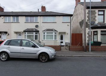 Thumbnail 3 bed property to rent in Coverack Road, Coporation Road, Newport