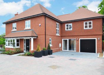 Thumbnail 4 bedroom detached house to rent in Swan House, Swan Close, Manor Road