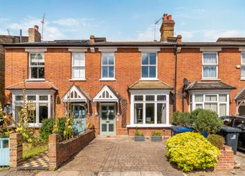 Arlington Road, London W13. 3 bed terraced house