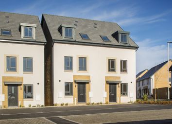 "Thumbnail 3 bed end terrace house for sale in ""Padstow"" at Redwood Drive, Plympton, Plymouth"