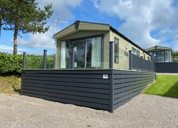 Thumbnail 2 bed lodge for sale in Violet Bank Holiday Park, Simonscales Lane, Cockermouth