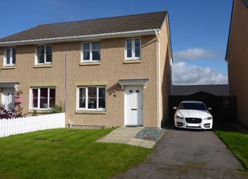 Thumbnail 3 bed detached house for sale in Doocot Court, Elgin