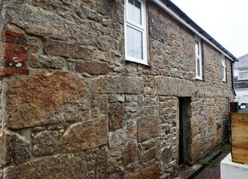 Thumbnail 1 bed detached house for sale in Rear Of Cape Cornwall Street, St Just