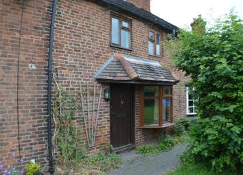 Thumbnail 1 bed terraced house for sale in Main Street, Whittington, Near Lichfield, Staffordshire