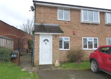 2 bed flat to rent in Willmore Grove, Kings Norton, Birmingham B38