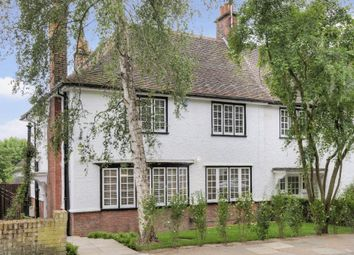 Thumbnail 4 bed semi-detached house to rent in Hampstead Way, Hampstead Garden Suburb
