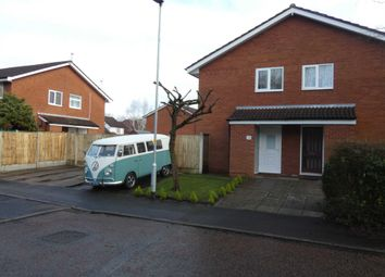 Thumbnail 1 bed semi-detached house for sale in Pennant Close, Birchwood, Warrington
