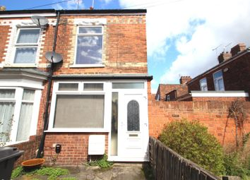 Thumbnail 2 bed terraced house for sale in Brentwood Avenue, Hardwick Street, Hull