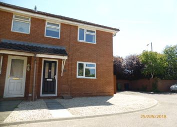 Thumbnail 3 bed end terrace house to rent in Chantry Gate, Bishops Cleeve, Cheltenham