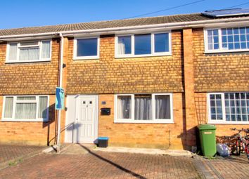 Thumbnail 3 bed terraced house for sale in Armytage Close, Hoo, Rochester