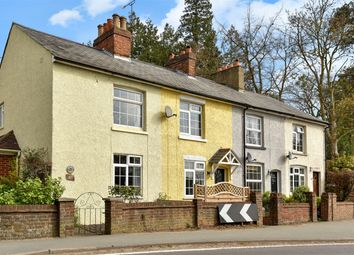 Thumbnail 2 bed terraced house for sale in Upper Hale Road, Upper Hale, Farnham