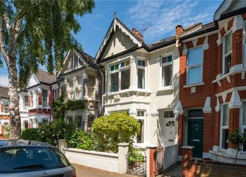 Thumbnail 4 bed terraced house for sale in Hazledene Road, Chiswick, London