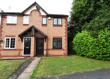 Thumbnail 2 bed semi-detached house to rent in Cirencester Close, Bromsgrove