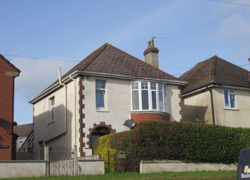 Thumbnail 3 bed detached house to rent in Crimchard, Chard