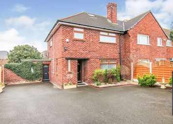 3 bed end terrace house for sale in Greenbank Road, West Kirby, Wirral CH48