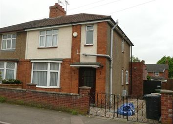Thumbnail 4 bed semi-detached house to rent in Roberts Street, Wellingborough