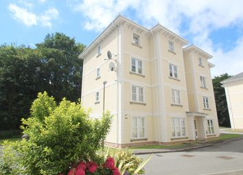 Thumbnail 2 bed flat to rent in Sylvan Court, Stoke, Plymouth