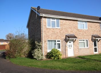 Thumbnail 2 bed end terrace house for sale in Ringwood Road, Bridgwater