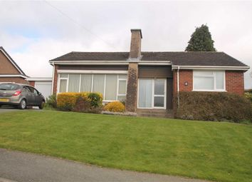 Thumbnail 3 bed detached bungalow to rent in Bradley Fields, Oswestry