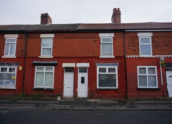 Thumbnail 2 bed terraced house for sale in Siddall Street, Longsight, Manchester
