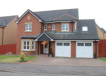 Thumbnail 4 bed property for sale in Broomhouse Crescent, Uddingston, Glasgow