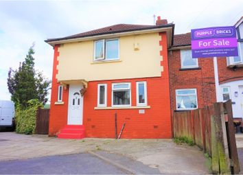 Thumbnail 3 bed semi-detached house for sale in Askey Avenue, Leeds