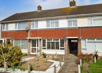 Thumbnail 3 bed terraced house for sale in Sussex Gardens, Rustington, Littlehampton