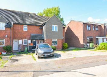 Thumbnail 1 bed flat for sale in Merrylands, Basildon, Essex