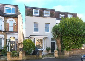 Thumbnail 4 bed semi-detached house for sale in Fullers Road, South Woodford, London